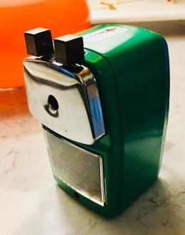 Green Sharpener
